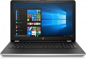 "HP 15-bw039nf PC Portable 15"" Gris/Argent (AMD A9, 8 Go de RAM, 1 to + SSD 128 Go, AMD R5, Windows 10) de la marque HP image 0 produit"