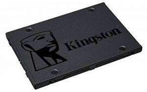 "Kingston SSD A400 - 120GB Disque SSD (2.5"" , SATA 3) de la marque Kingston Technology image 0 produit"