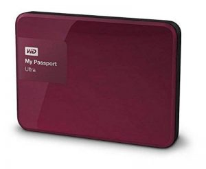 WD My Passport Ultra Disque Dur Externe Portable 2 to Baie Rose - USB 3.0 - WDBBKD0020BBY-EESN de la marque Western Digital image 0 produit